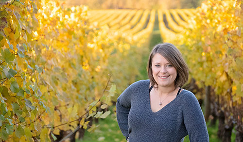 Stoller Estate Q and A with Michelle Kaufman