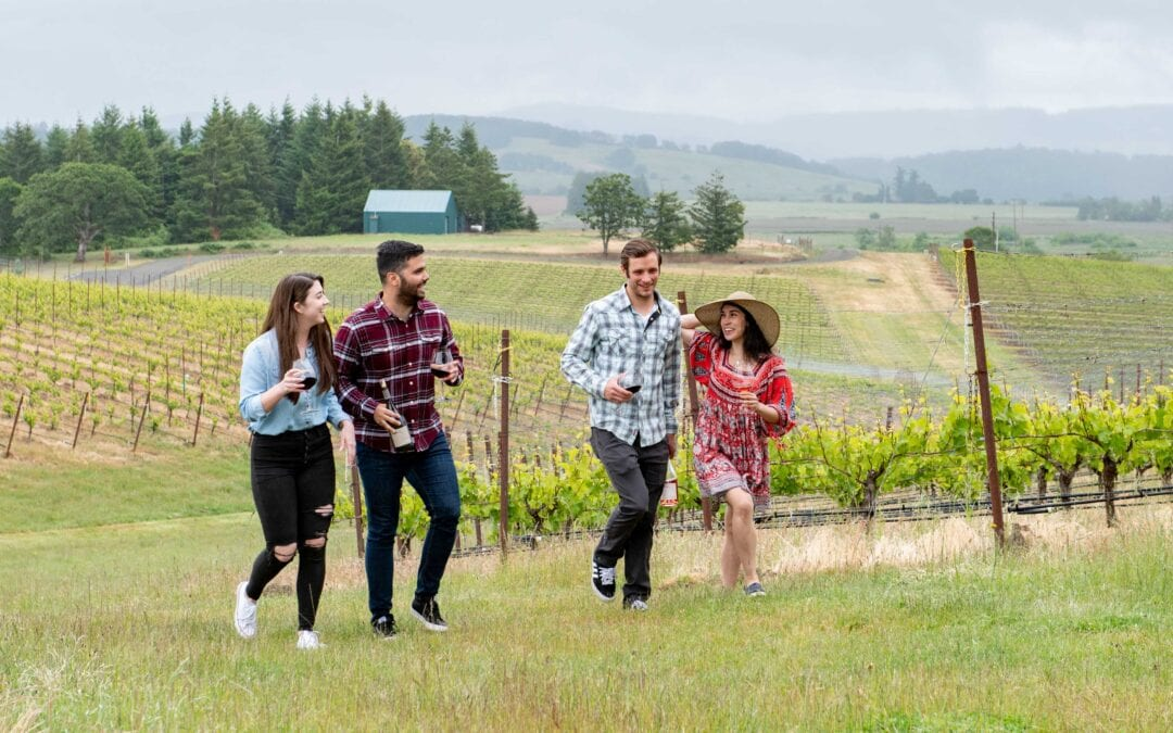 A Weekday Wine Country Itinerary